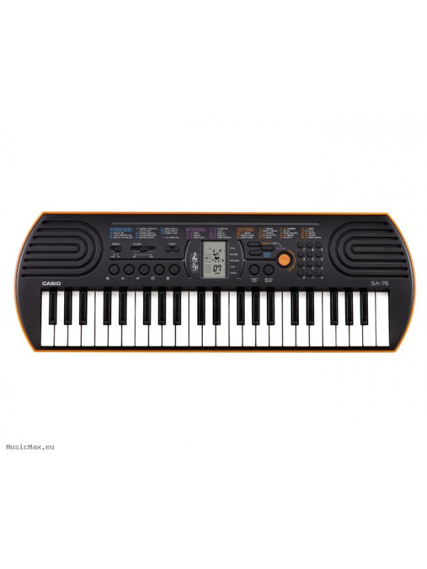 CASIO SA76 MINI KEYBOARD