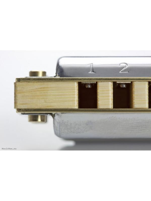 Diatonic Harmonica HOHNER MARINE BAND CROSSOVER/ G