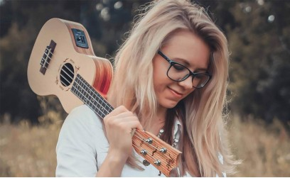 Ukulele is a musical instrument for everyone