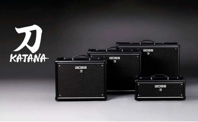 Boss Katana Guitar Amplifiers