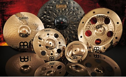First steps with Meinl Cymbals