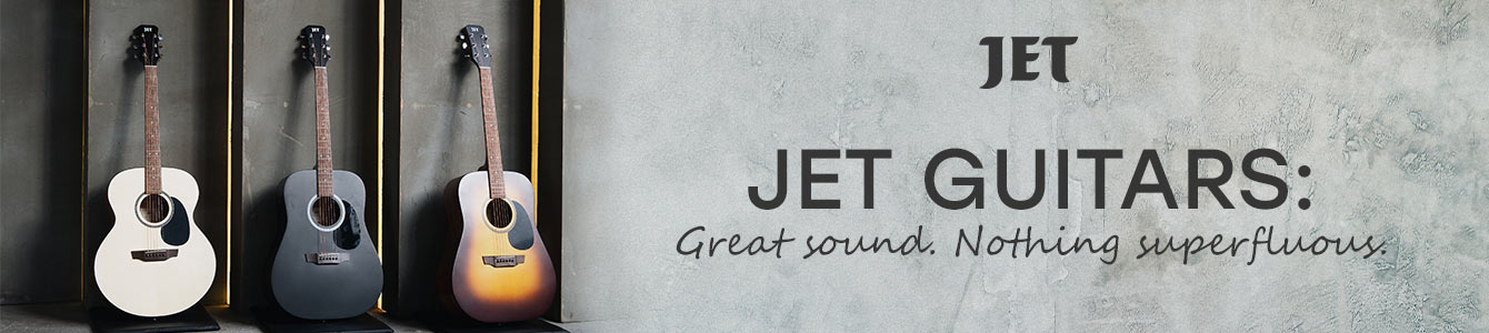 Jet guitars