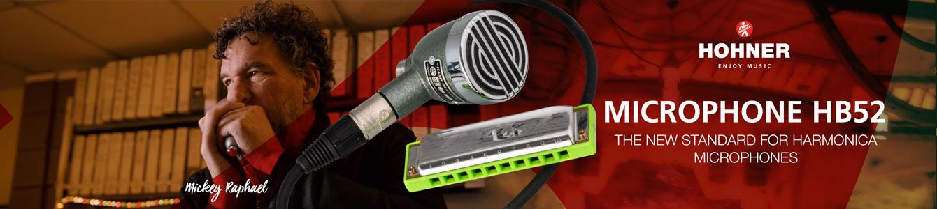 Harp Blaster Microphone
