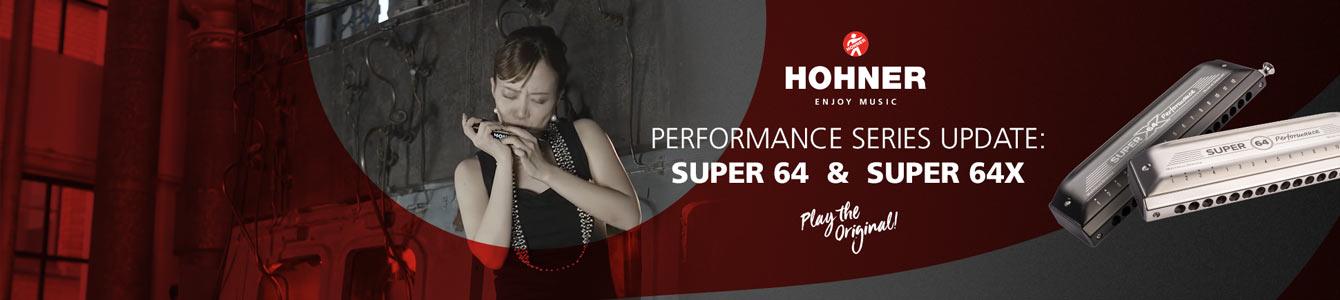 Super 64 Harmonicas