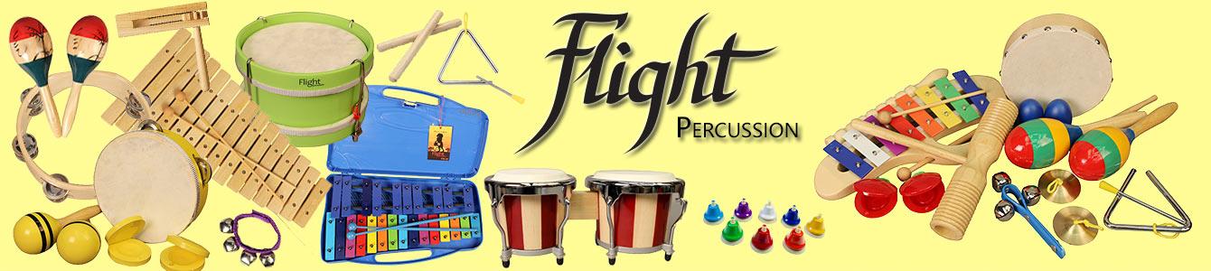 Flight percussion