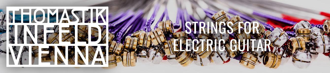 Thomastic electric guitar strings
